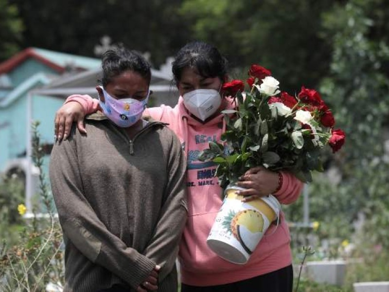 México alcanza nuevo récord de contagios por Covid-19