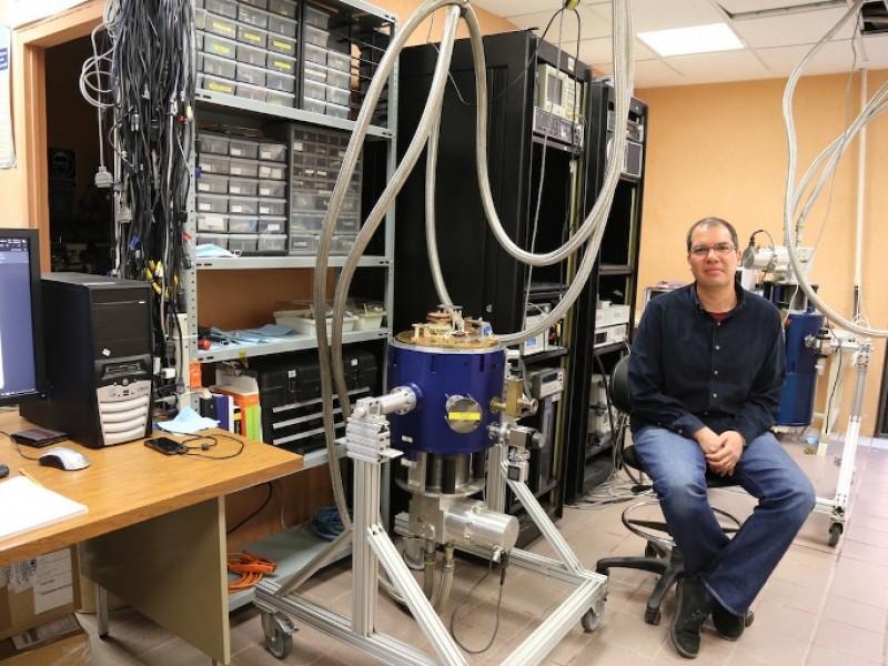 México-Alemania trabajan en circuitos para cómputo cuántico: INAOE