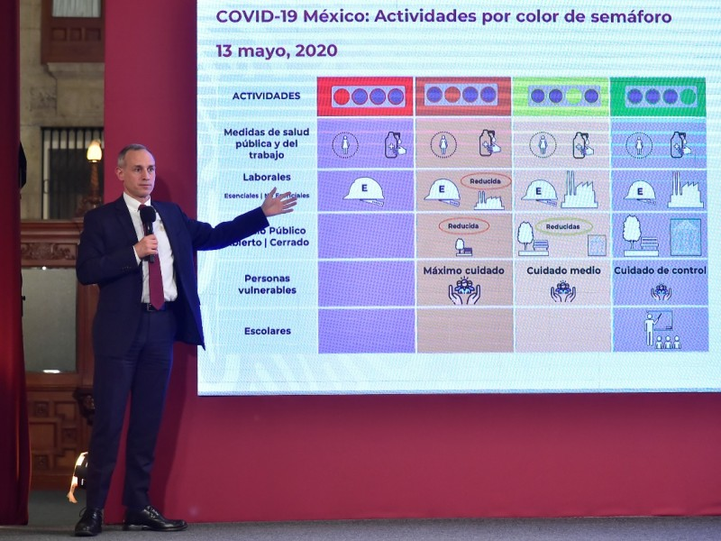 México atraviesa la etapa más crítica de la pandemia: Ssa