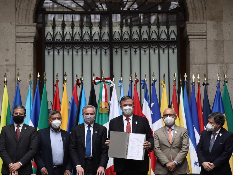 México busca el liderazgo en América Latina