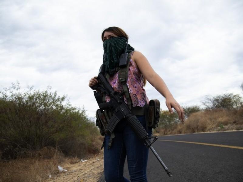 México: Cada vez más armas en manos de civiles