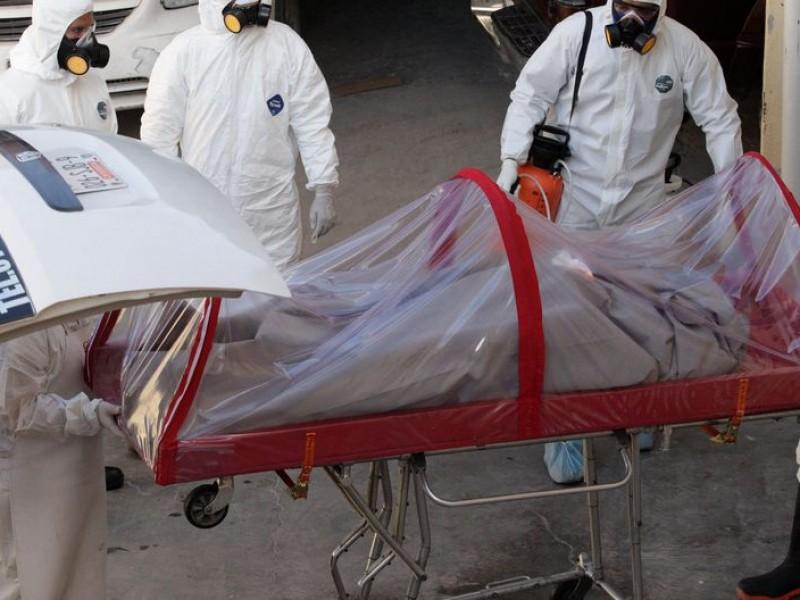 México registra nuevo máximo de casos de Covid-19