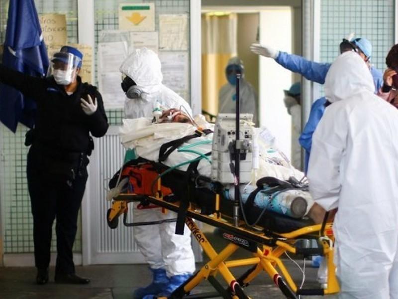 México cierra agosto con 64 mil 414 muertes por Covid-19