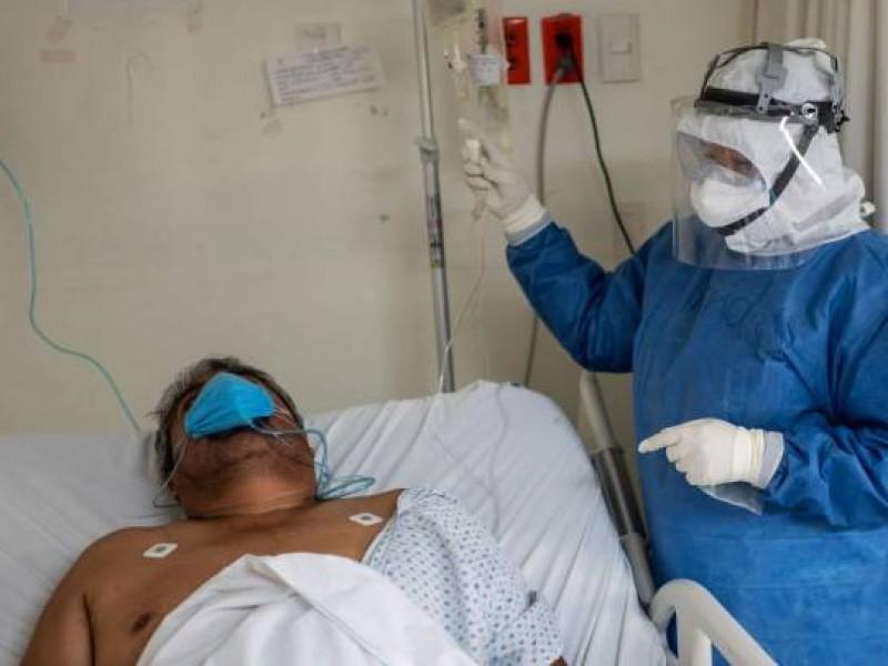 México confirma 1,273 muertes por COVID-19 en un día
