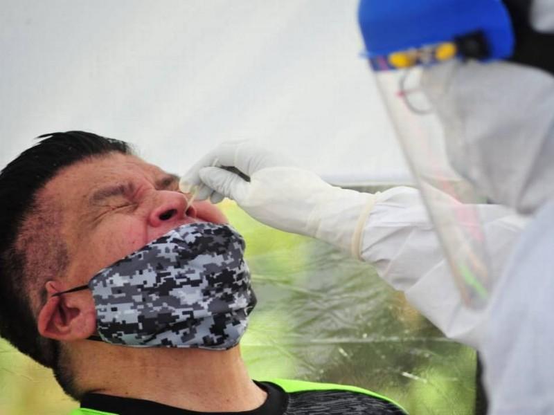 México confirma más de 66,000 casos COVID en una semana