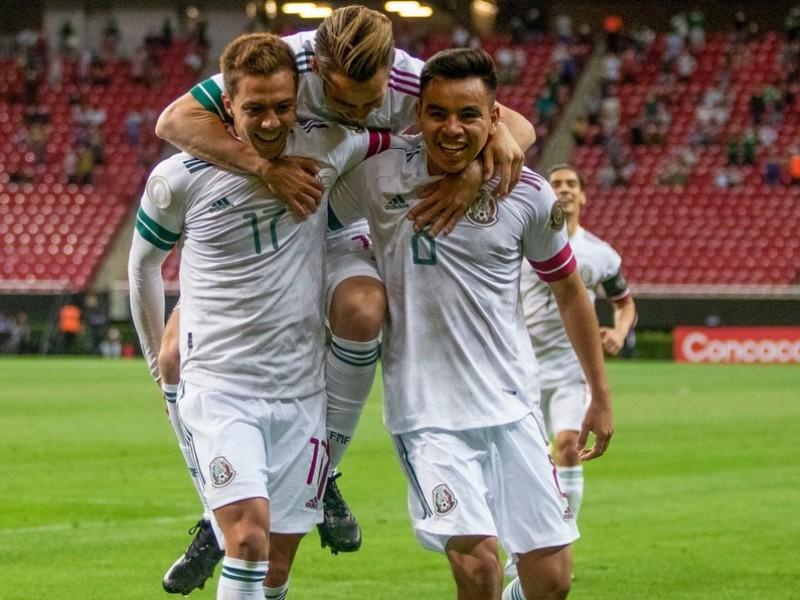 México consigue pase olímpico; se enfrentará a Honduras
