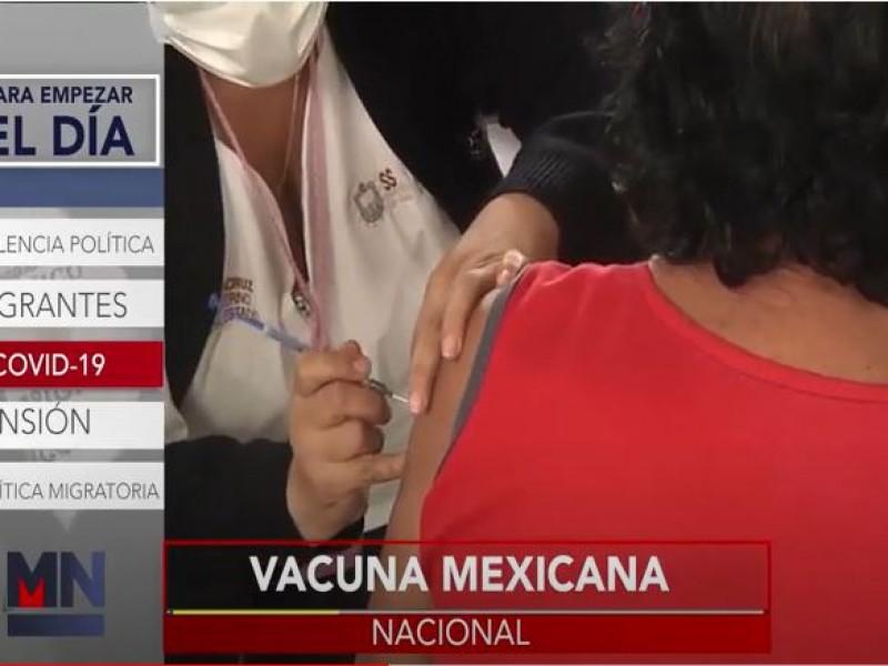 México contará con vacuna propia a fin de año: Ssa