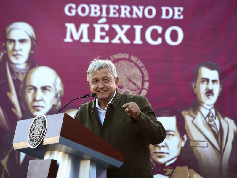 México cumplirá acuerdo: AMLO