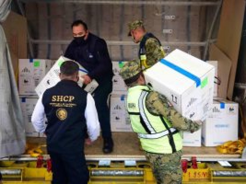 México dejará de recibir vacunas Covid por tres semanas