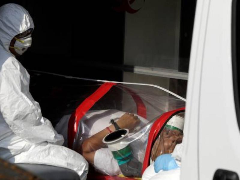 México, el tercer país con más muertes por COVID-19
