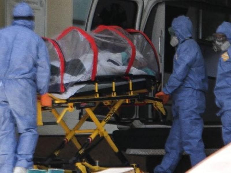 México en tercer lugar en muertes por covid-19
