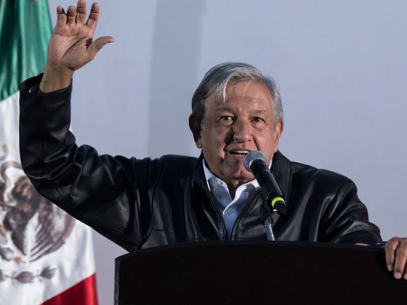 México, en vías de convertirse en potencia: AMLO
