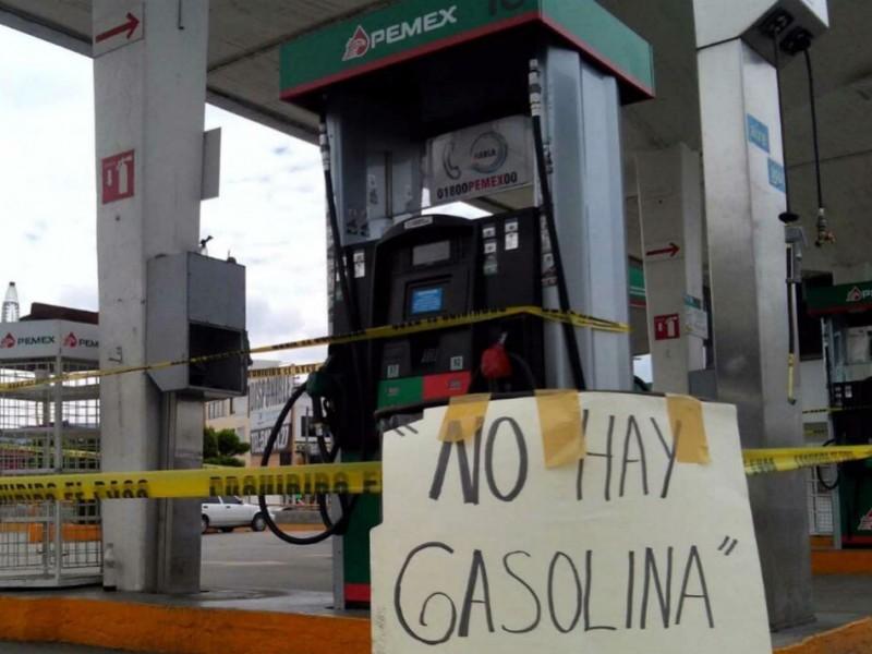 📹México enfrenta crisis por escasez de gasolina