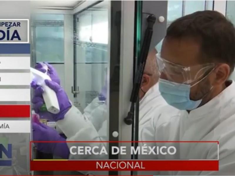 México entra al protocolo para probar vacuna vs Covid-19