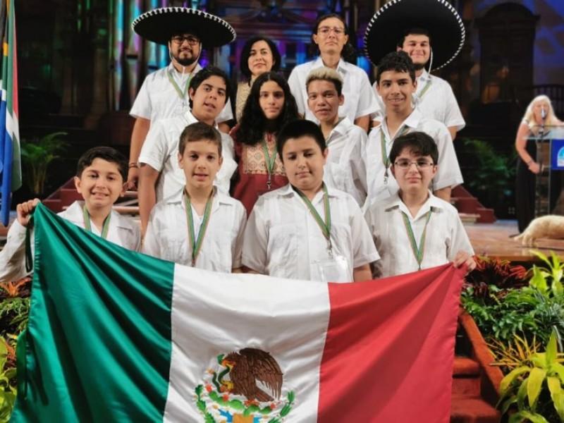 México gana oro en olimpiada de matemáticas