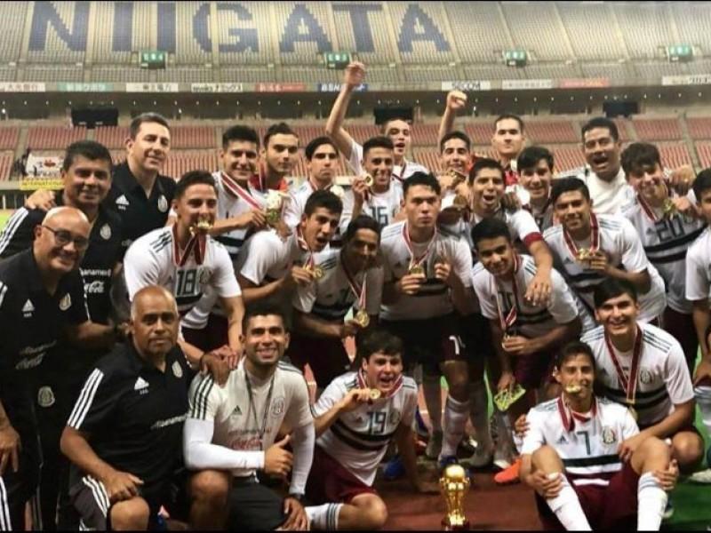 México gana torneo Sub-17 en Niigata