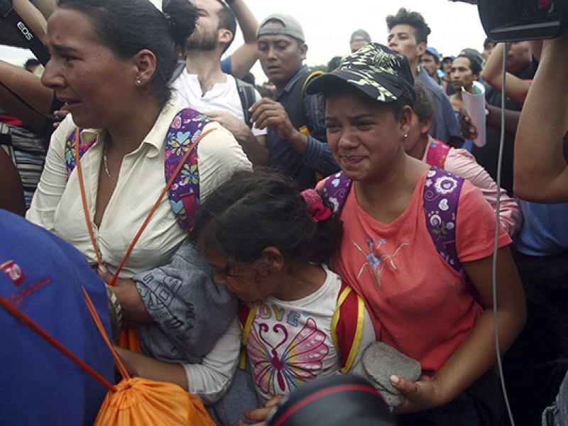 México ha recibido mil 743 solicitudes de refugio