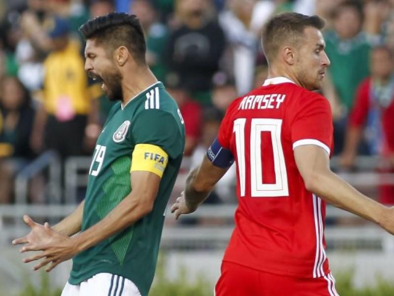México imbatible ante Gales