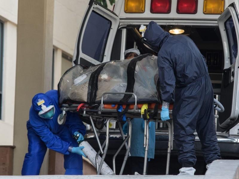 México inicia febrero con 437 muertes por Covid-19