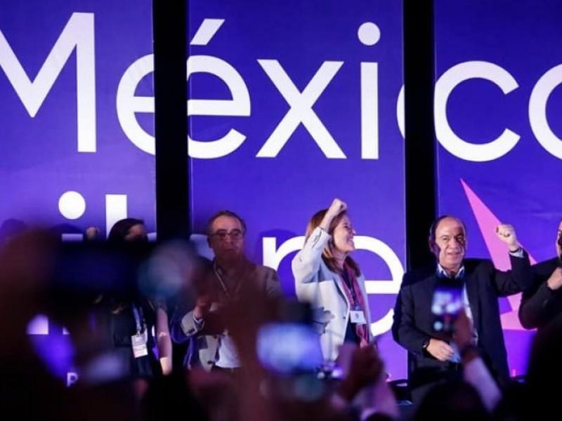 México Libre va como organización ciudadana