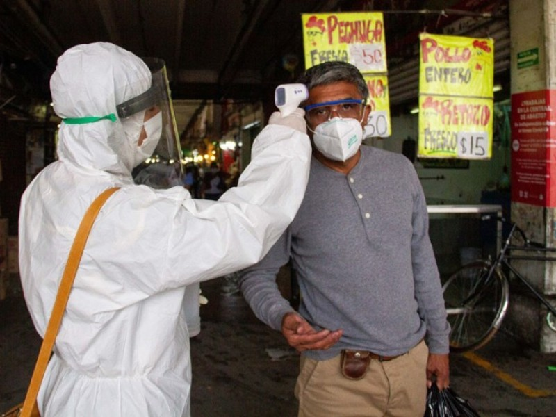 Covid-19:México llega a 2 millones 349 mil 900 contagios