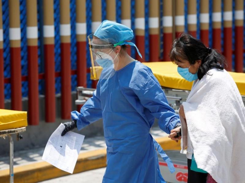 México llega a 220 mil 489 muertes por Covid-19