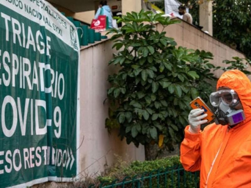 México llega a 221 mil 256 muertes por Covid-19