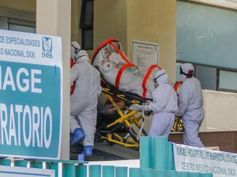 México llega a 241 mil 279 muertes por Covid-19