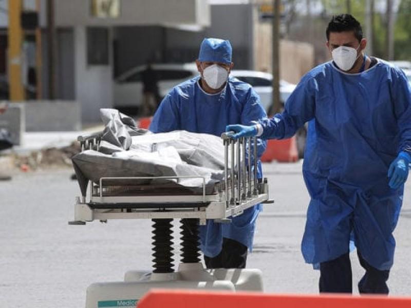 México llega a 244 mil 690 muertes por Covid-19