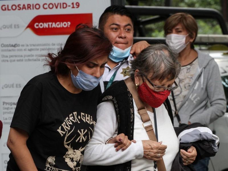 México llega a 255 mil 452 muertes por Covid-19