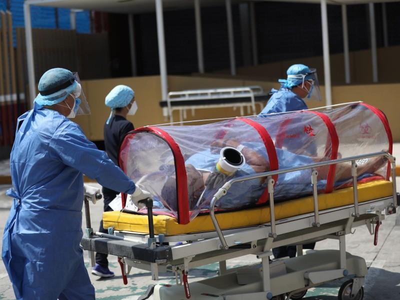 México alcanza las 276 mil 376 muertes por Covid-19