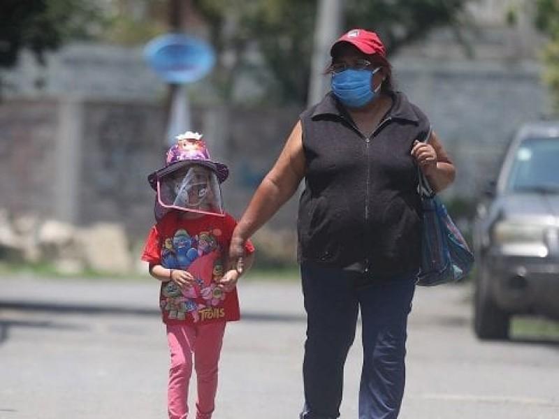 México llega a las 188 mil 44 muertes por coronavirus