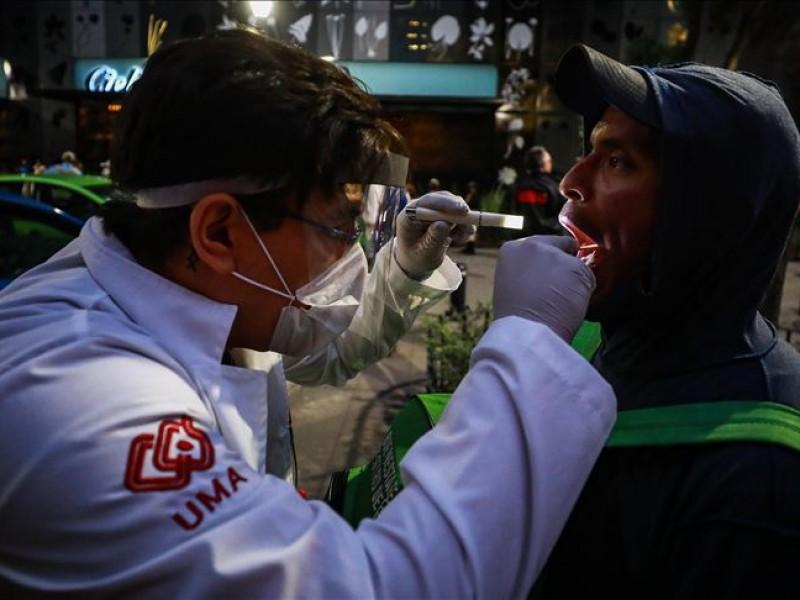 México llega a las 98 mil 861 muertes por Covid-19