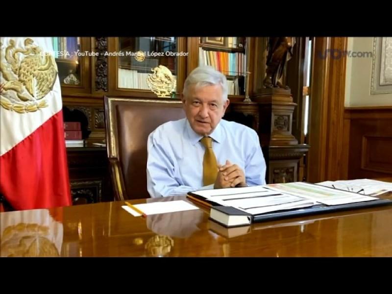 México no estaba preparado para la pandemia: AMLO