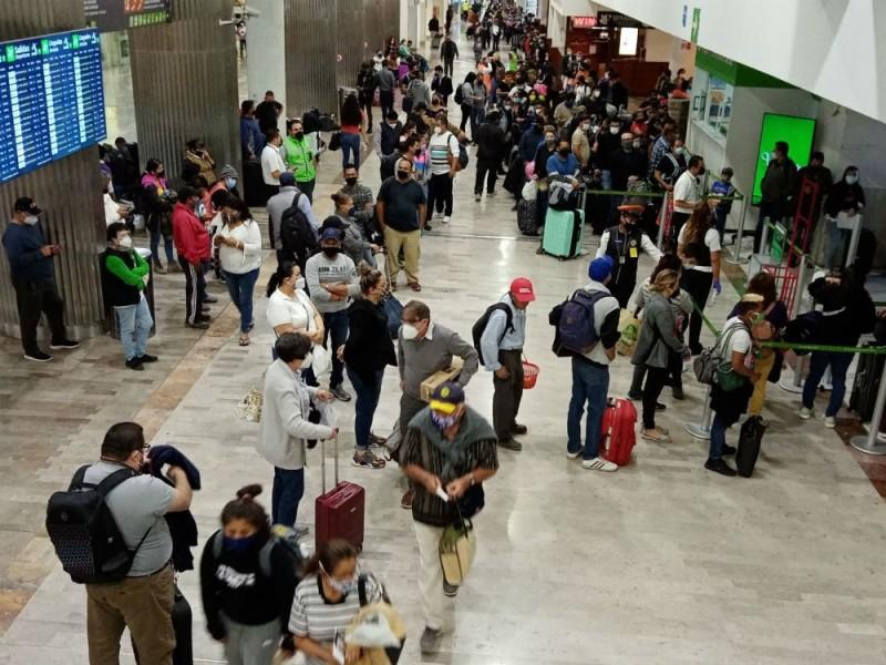 México no suspenderá entrada de vuelos procedentes del Reino Unido