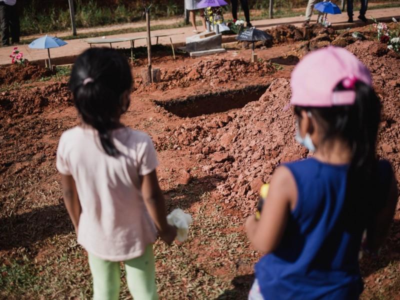 México: Pandemia deja huérfanos a 244 mil 500 niños