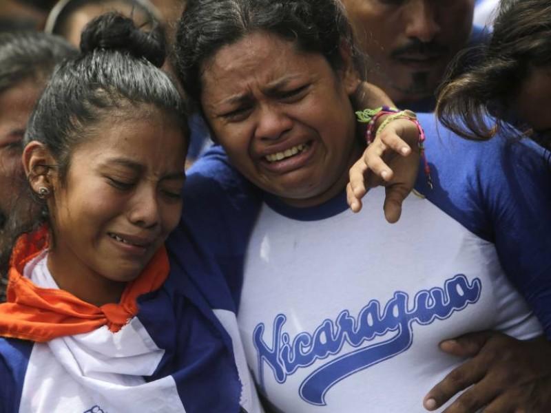 México pide cese de la violencia en Nicaragua