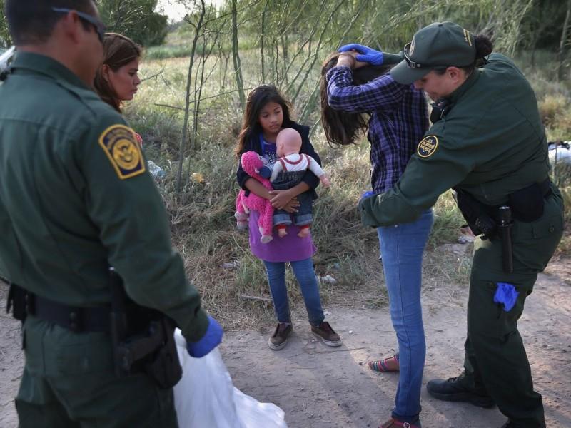 México pide intervenir a favor de niños separados