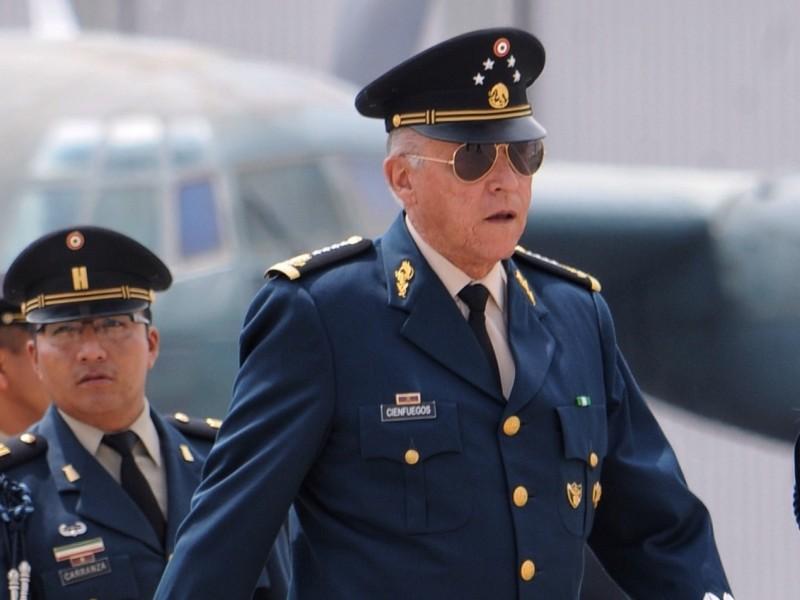 México podría investigar a Cienfuegos por nexos con el narco