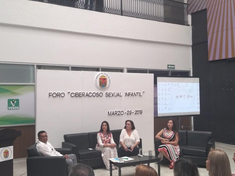 México primer lugar en pornografía infantil