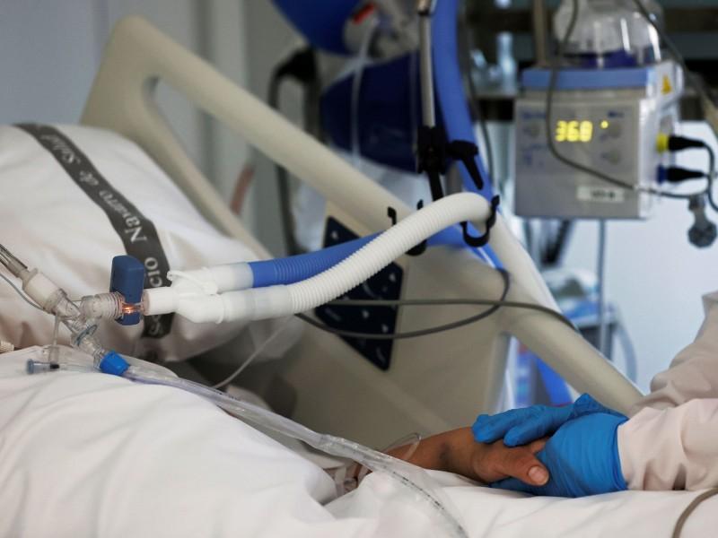 México rebasa las 282 mil muertes por Covid-19