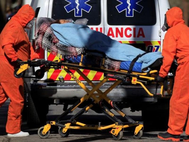 México rebasa las 110,000 muertes a causa de Covid-19