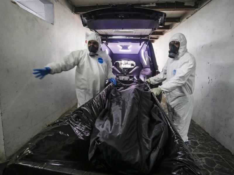 México rebasa las 31 mil muertes por Covid-19