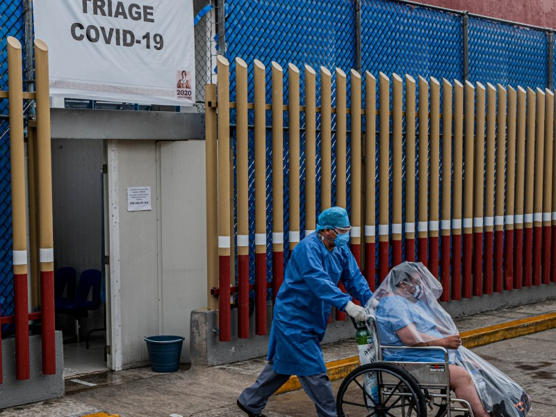 Terrible: México rebasa las 90,000 muertes por coronavirus