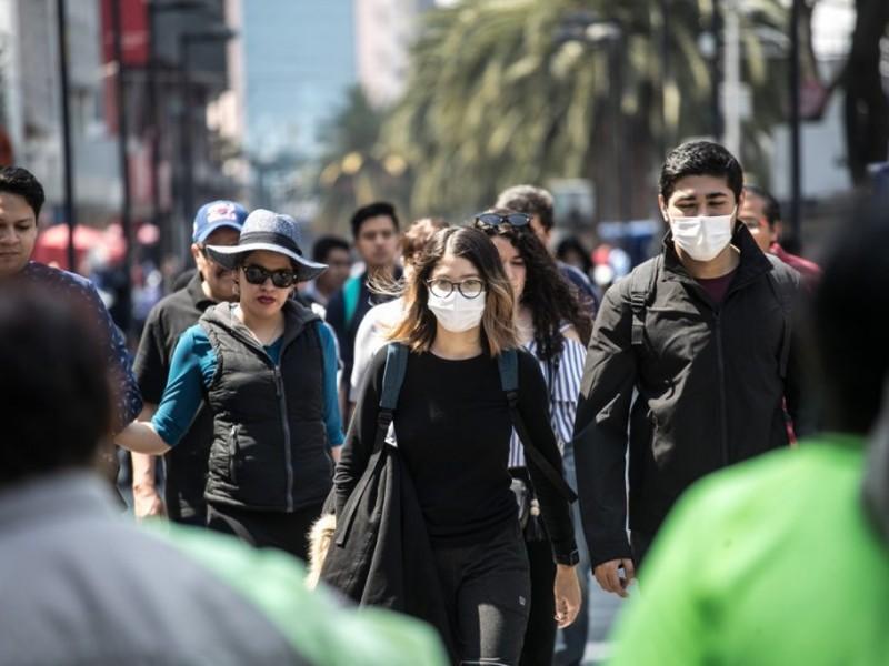 México rebasa los 938 mil casos de Covid-19