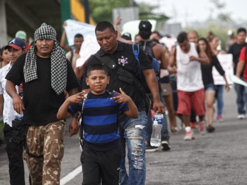 📹México refuerza seguridad en frontera sur por migrantes