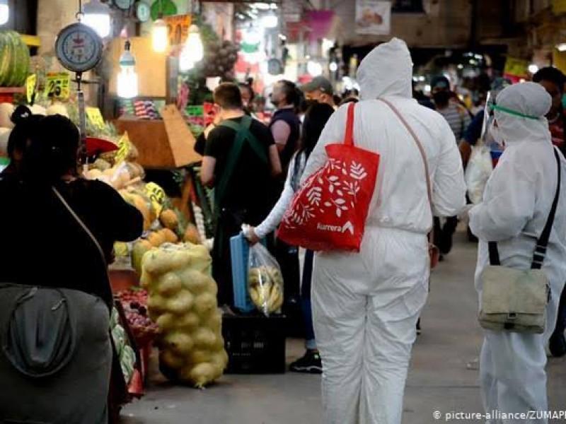 México registra 1 millón 377 mil 217 contagios