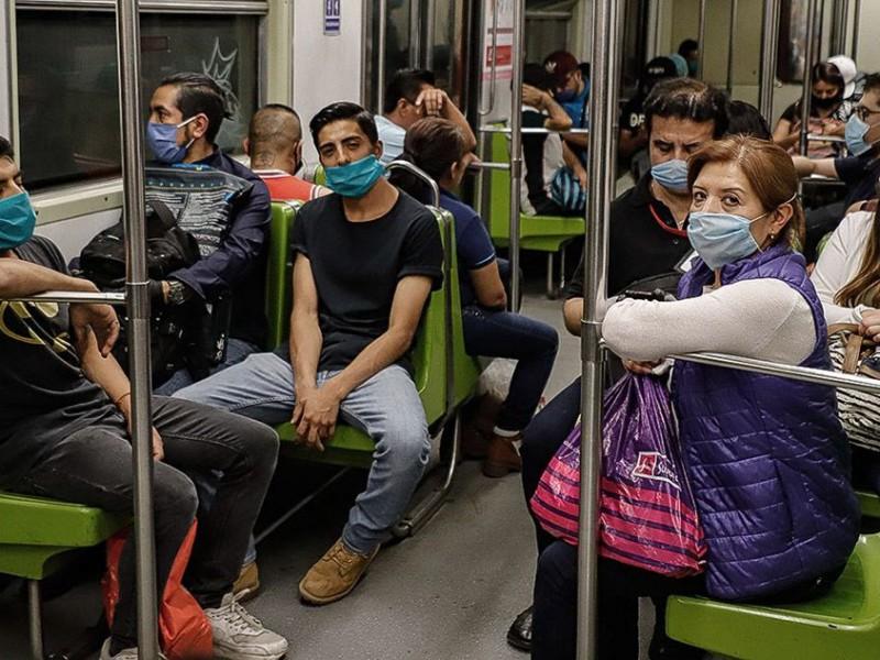 México registra 17 mil 409 nuevos contagios de Covid-19