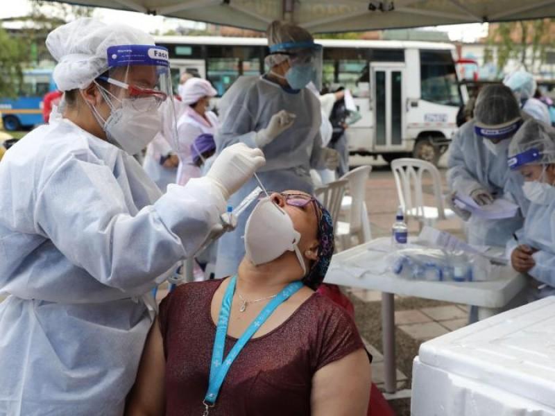 México registra 2 mil nuevos casos de Covid-19