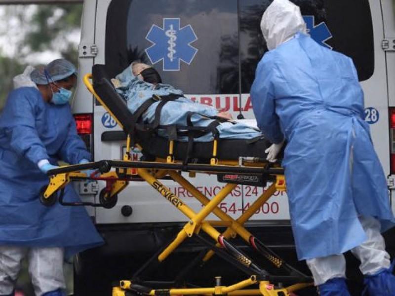 México registra más de 20 mil nuevos casos de Covid-19